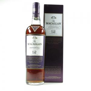 *Macallan 12 Year Old Gran Reserva (APRIL)