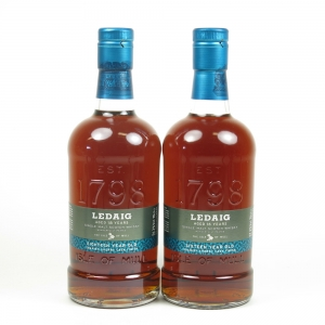 Ledaig 16 and 18 Year Old Sherry Cask Finish / Distillery Exclusive 2x 70cl
