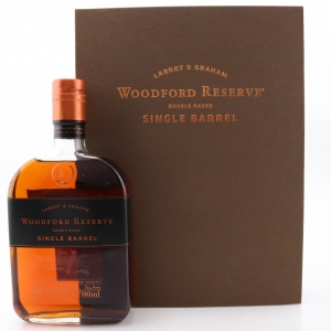 Woodford Reserve Double Oaked Single Barrel / Whisky L 2015