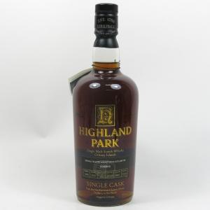 Highland Park 1995 Single Cask Oddbins Exclusive
