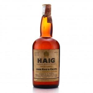 Haig Gold Label 1980s