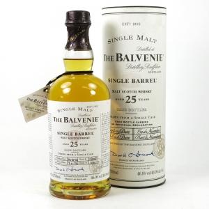 Balvenie 1974 Single Barrel 25 Year Old