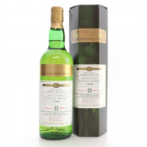 Ardmore 1996 Hunter Laing 22 Year Old / Old Malt Cask 20th Anniversary
