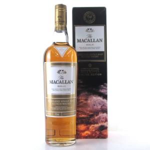 Macallan Gold Ernie Button Limited Edition