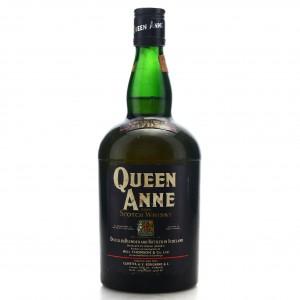 Queen Anne Rare Scotch 1970s / Claretta Import