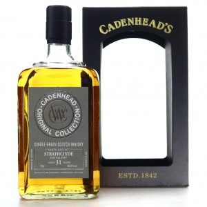 Strathclyde 31 Year Old Cadenhead's Original Collection