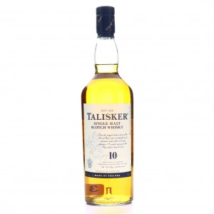 Talisker 10 Year Old 75cl / US Import