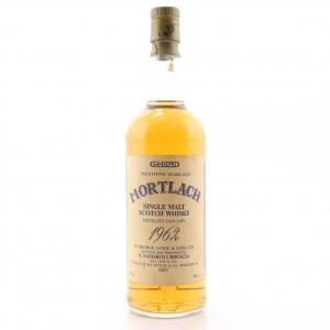 Mortlach 1962 Samaroli 25 Year Old / Curved Distillery Label