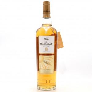 Macallan 8 Year Old Easter Elchies Seasonal Selection / Summer