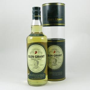 Glen Grant Single Malt Front