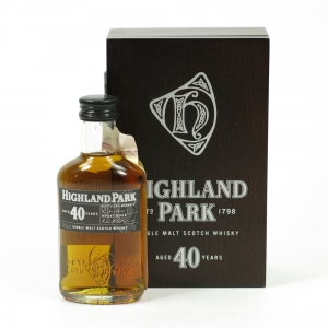 Highland Park 40 Year Old 5cl