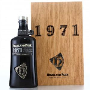 Highland Park 1971 Orcadian Vintage