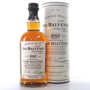Balvenie 1992 Cask Selection