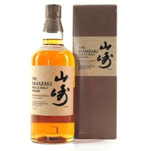 Yamazaki Bourbon Barrel 2013