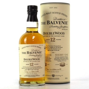 Balvenie 12 Year Old Double Wood 20cl