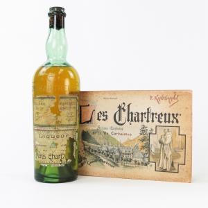 Chartreuse De Tarragona 1912-1913 / Including Book