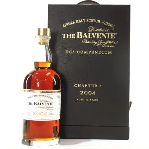 Balvenie 2004 DCS Compendium 13 Year Old Chapter #3
