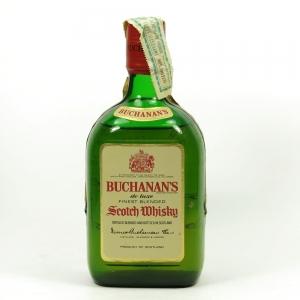 Buchanan's De Luxe 1970s