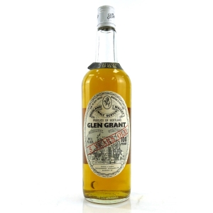 Glen Grant 1968 5 Year Old 100 Proof