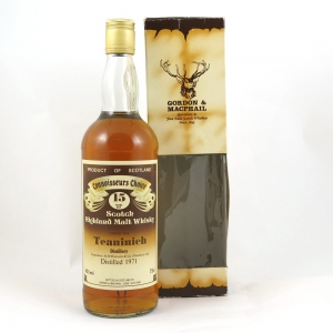 Teaninich 1971 Gordon and Macphail front