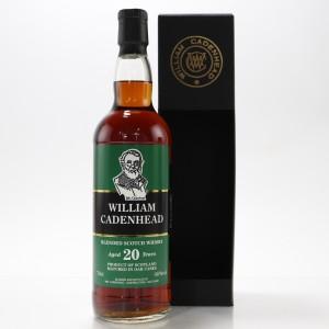 William Cadenhead 20 Year Old