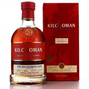 Kilchoman 2007 Single Cask / Kilchoman Club 1st Edition