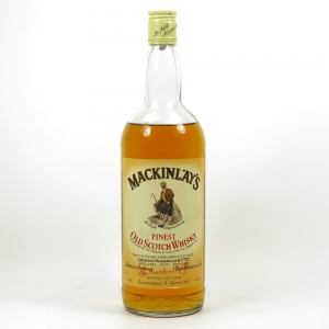 Mackinlay's 5 Year Old Blend 1 Litre