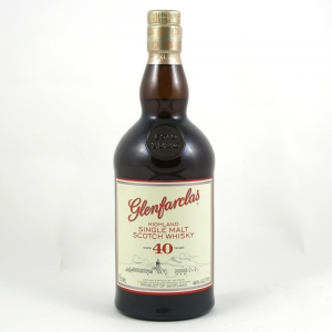 Glenfarclas 40 Year Old (US Import) 75cl front