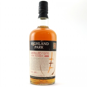 Highland Park 1976 Single Cask #4508