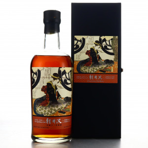 Karuizawa 1999 Single Sherry Cask #2332 / Geisha Label