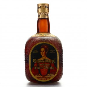 Queen Mary I Fine and Rare Whisky 1970s