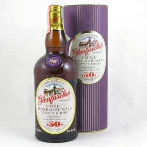 Glenfarclas 30 Year Old (Old Style) front