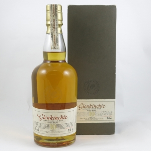 Glenkinchie 10 Year Old (Old Style) front