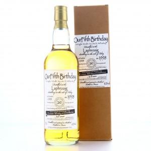 Laphroaig 1998 Ecosse: Whisky et Distilleries Forum / Our Fifth Birthday