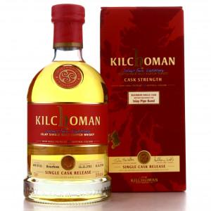 Kilchoman 2011 Single Bourbon Cask #689 / Islay Pipe Band