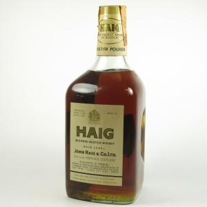 Haig Gold Label 1970s 2 Litre