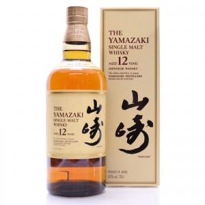 Yamazaki 12 Year Old