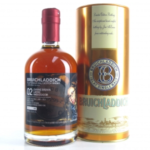 Bruichladdich 1992 Joanne Brown Valinch 21 Year Old / French Oak Finish