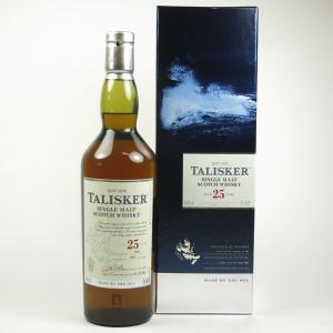 Talisker 25 Year Old 2012 Release