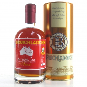 Bruichladdich 1989 Valinch 2013 Lions Tour / Signed