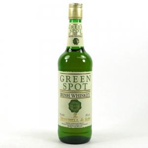 Green Spot Irish Whiskey / Old Label