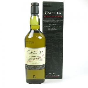 Caol Ila Cask Strength Front