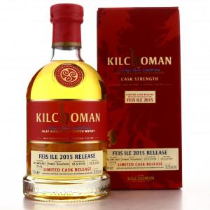 Kilchoman 2008 Bourbon Casks / Feis Ile 2015