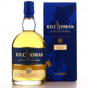 Kilchoman 2007 Single Bourbon Cask #113 /Feis Ile 2010 -Signed by John Maclellan