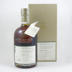 Glenglassaugh 1978 Single Cask 35 Year Old front