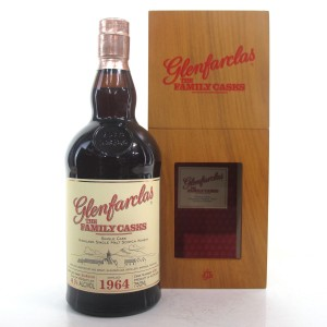 Glenfarclas 1964 Family Cask #4726 75cl / US Import