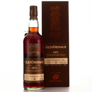 Glendronach 1971 Single PX Cask 42 Year Old #2920