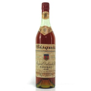 Bisquit Dubouche Three Star Cognac 1960s