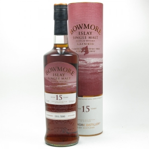 Bowmore Laimrig 15 Year Old Feis Ile 2011 Front