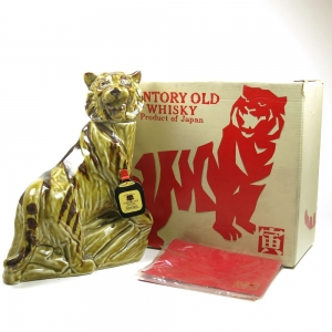 Suntory Old Whisky Tiger
